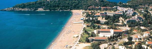 черногория пляж бечичи фото