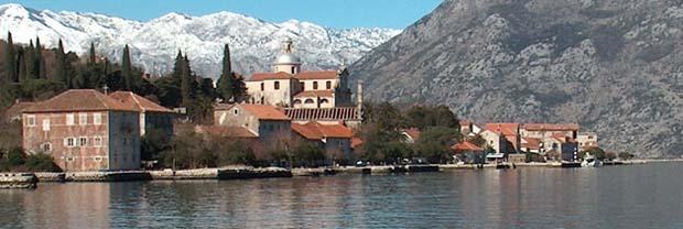 Курорт Прчань (Черногория)
